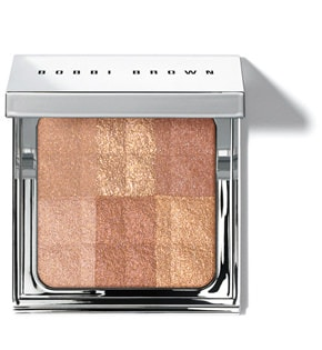 Brightening Finishing Powder - Bronze Glow