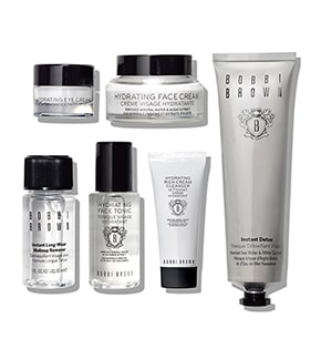 Bobbi Brown to the Rescue : Detox & Hydrate Set
